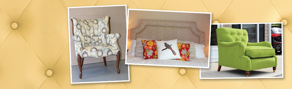 Over 20 Years of Experience in Residential and Commercial Upholstery